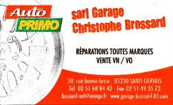 Garage Brossard